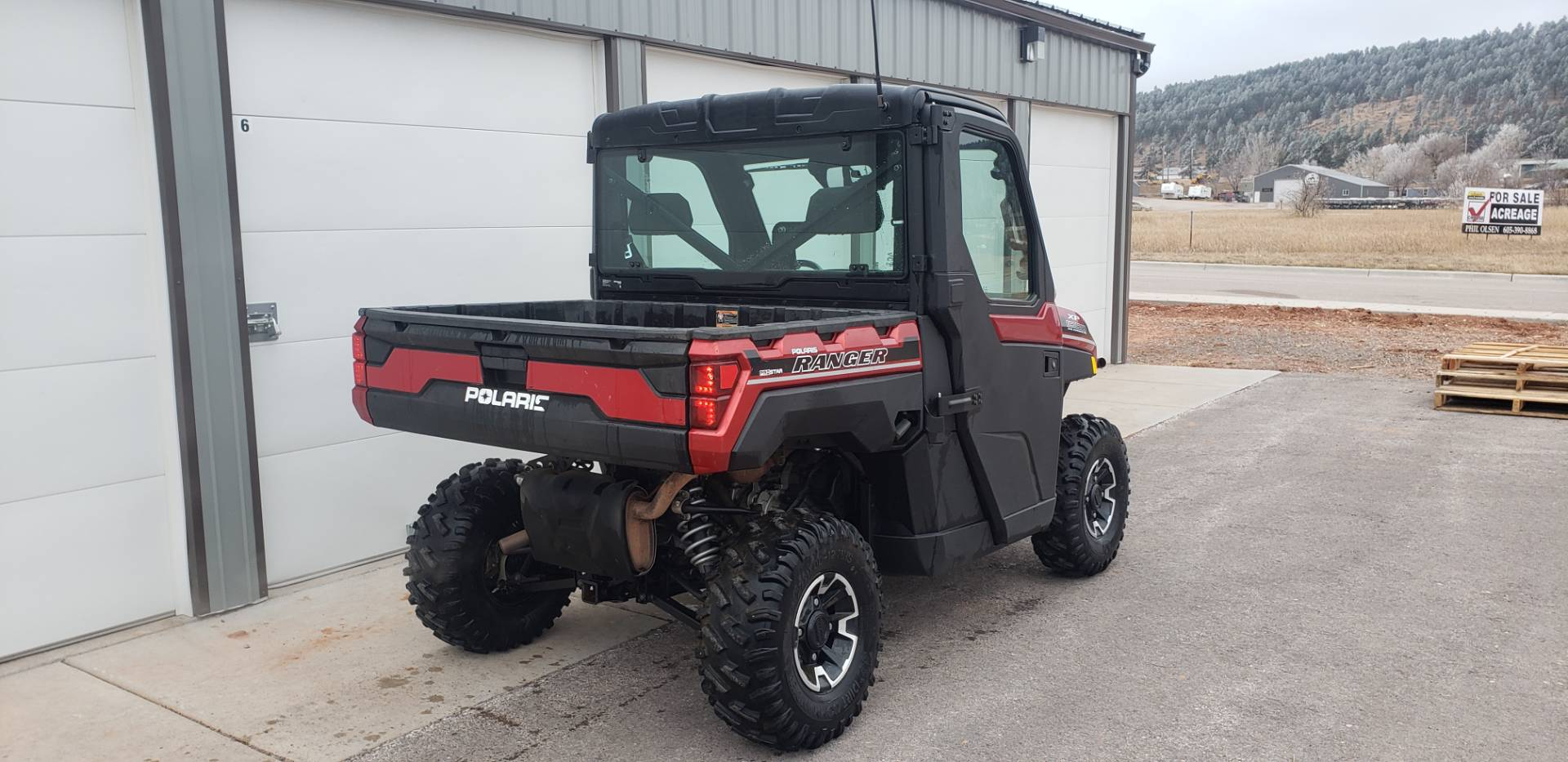 2018 Polaris Ranger XP 1000 EPS Northstar Edition in Rapid City, South Dakota - Photo 3