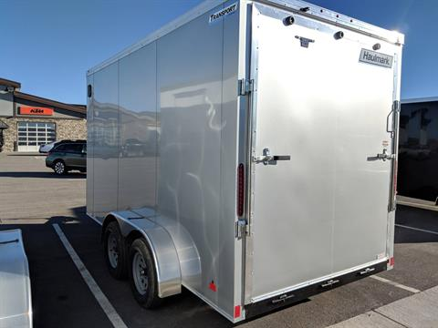 2019 Haulmark TSV714T2 Transport V-Nose 7x14 in Rapid City, South Dakota