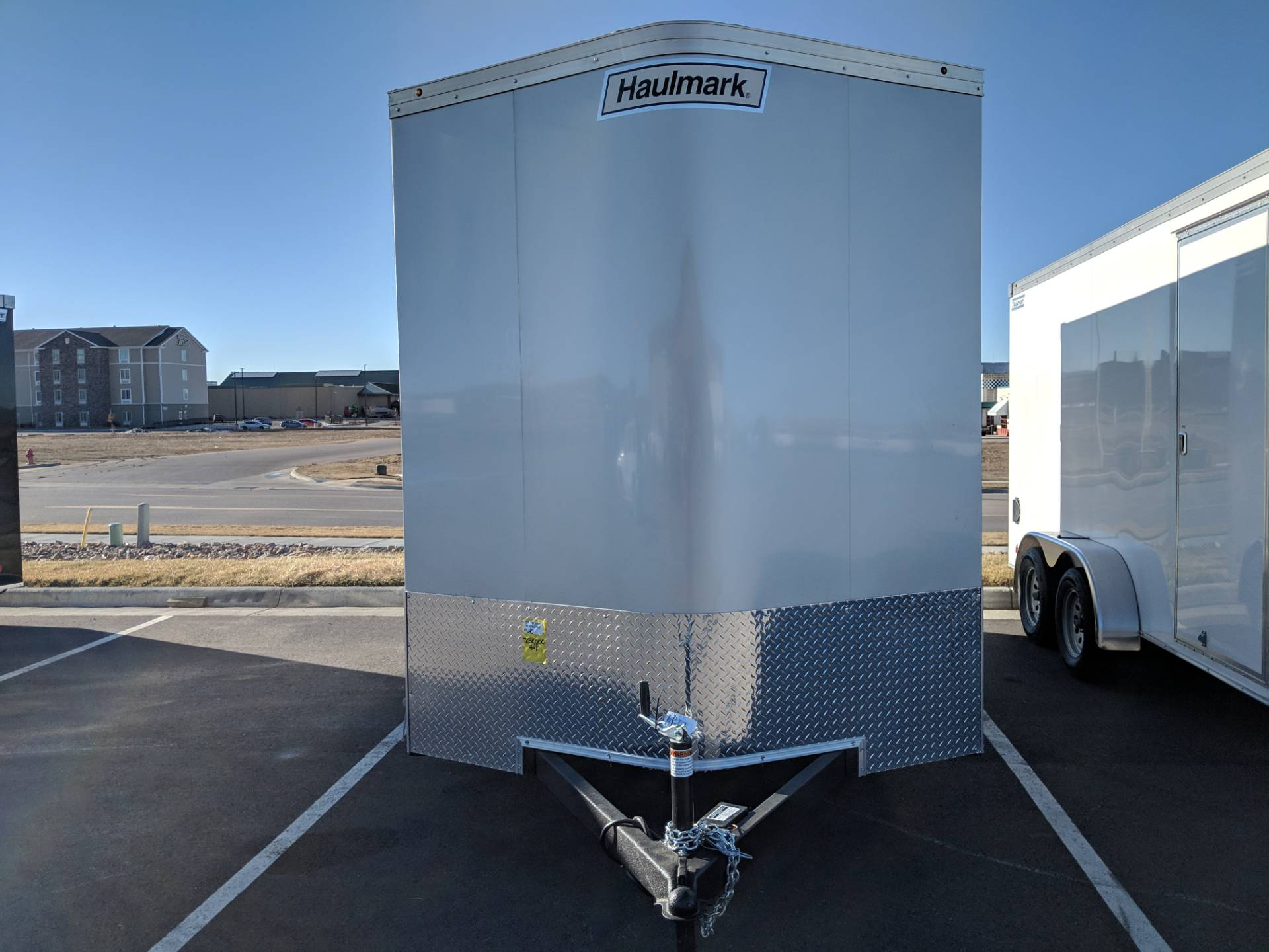2019 Haulmark TSV714T2 Transport V-Nose 7x14 in Rapid City, South Dakota - Photo 4