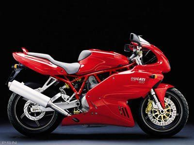 2007 Ducati Supersport 800 in Rapid City, South Dakota