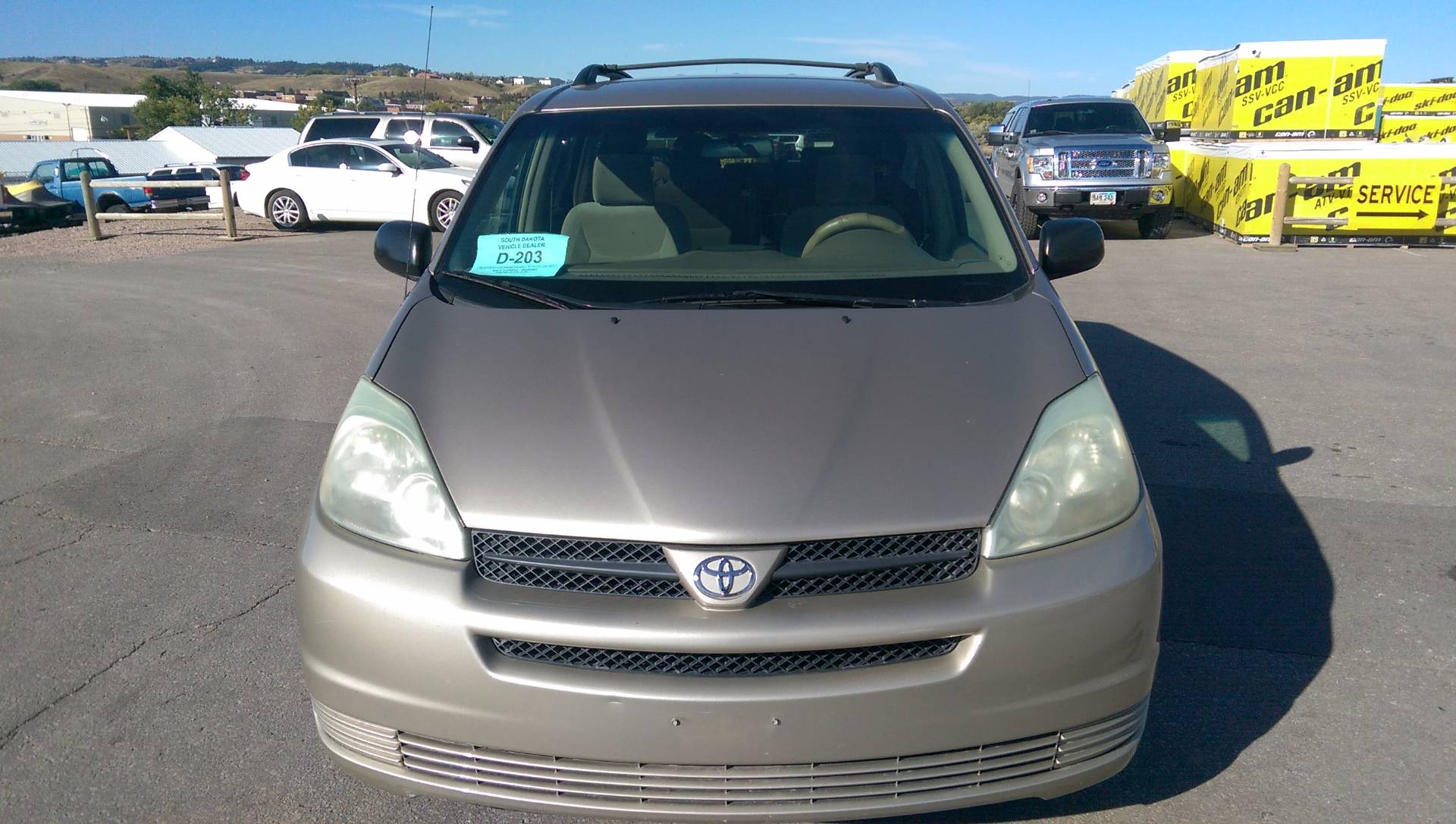 2004 Toyota Sienna LE Cars Rapid City SD at Geebo