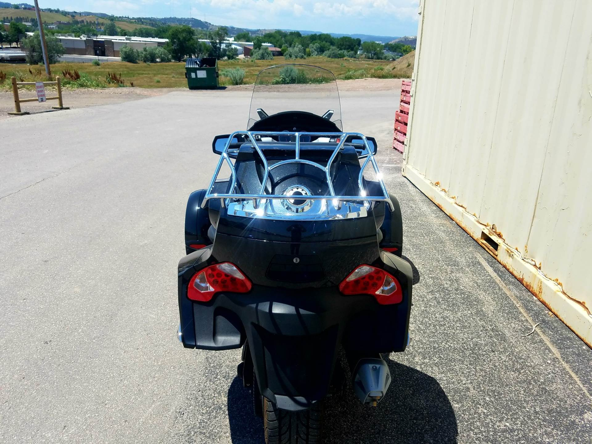 2010 Can-Am Spyder® RT-S SM5 Premiere Edition in Rapid City, South Dakota