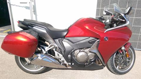 2010 Honda VFR1200F in Rapid City, South Dakota