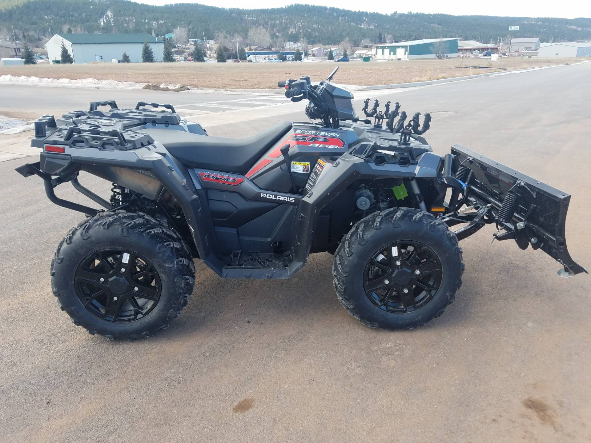 2018 Polaris Sportsman 850 SP in Rapid City, South Dakota
