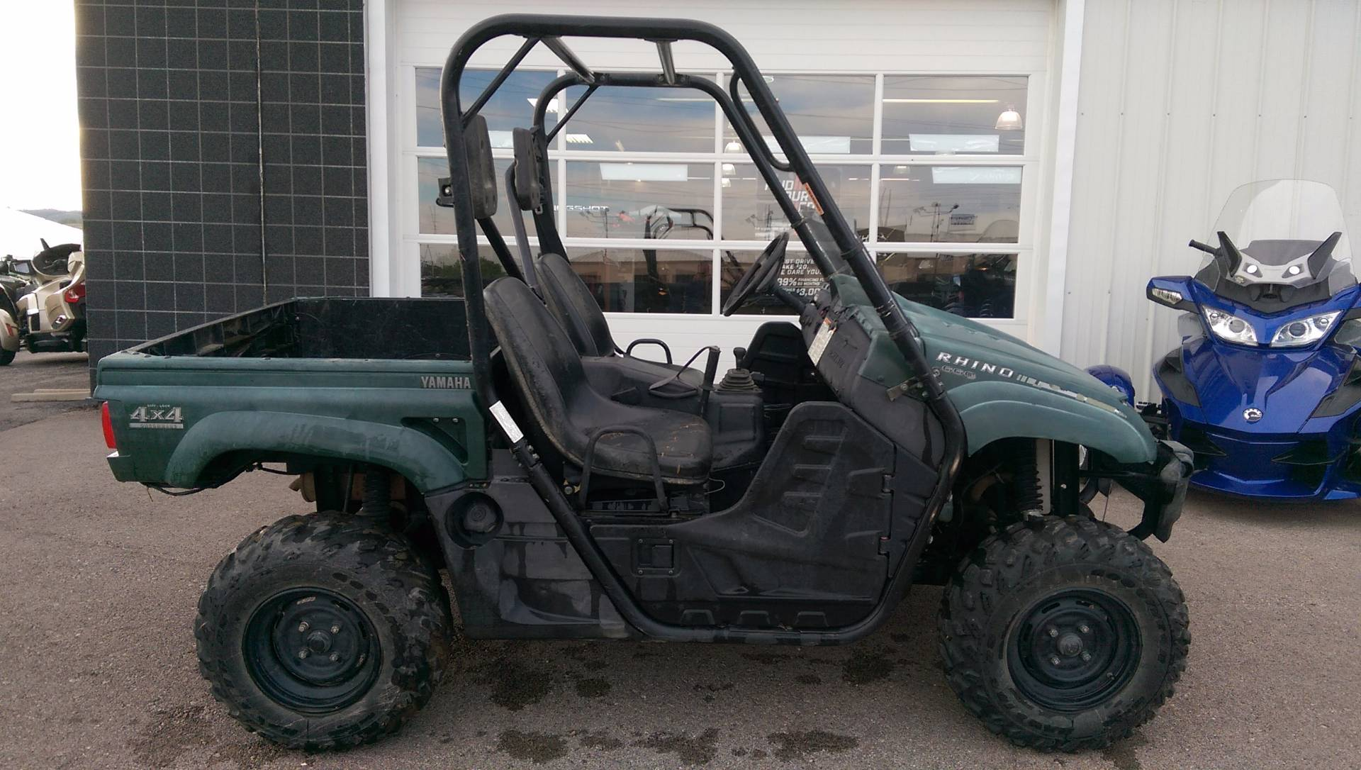 2004 yamaha rhino 660 4x4 for sale rapid city sd 54735 for 2004 yamaha grizzly 660 value