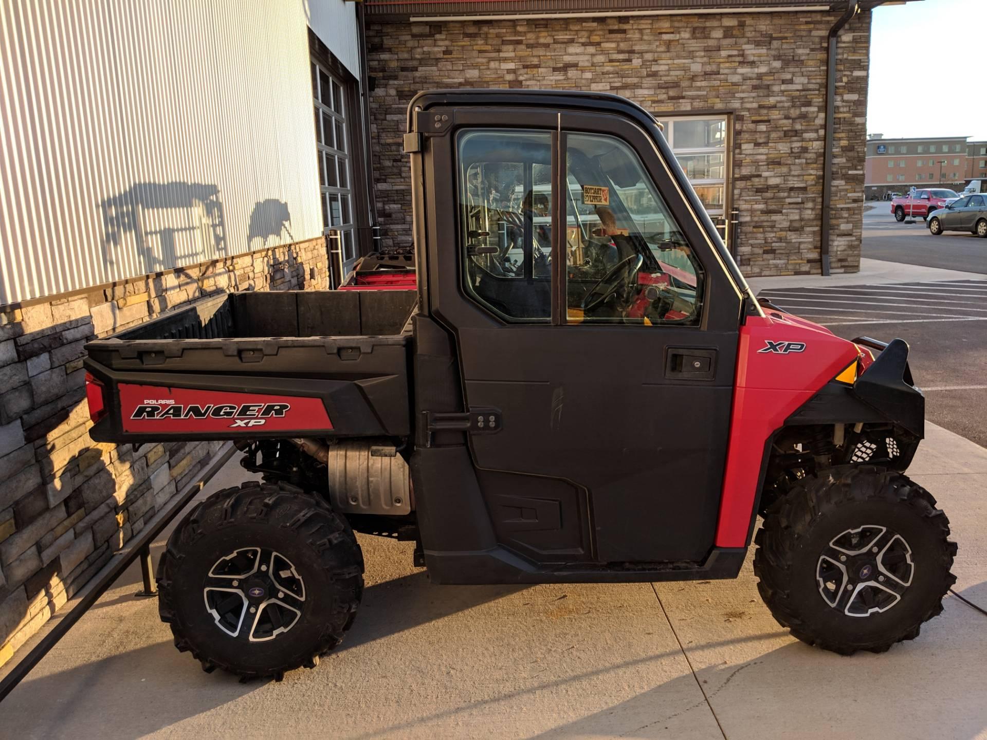 2016 Polaris Ranger Xp 900 Eps In Rapid City South Dakota Photo 1