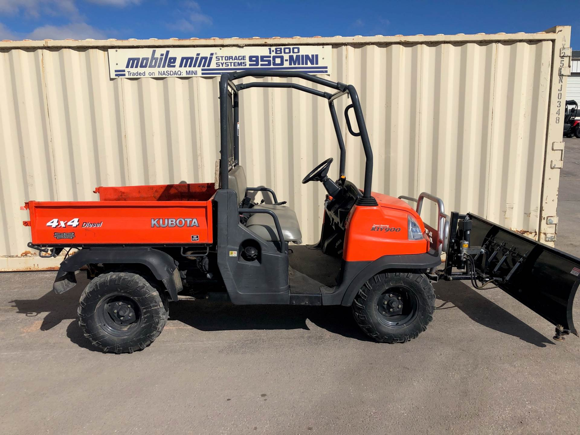 2007 Kubota RTV 900 for sale 127483