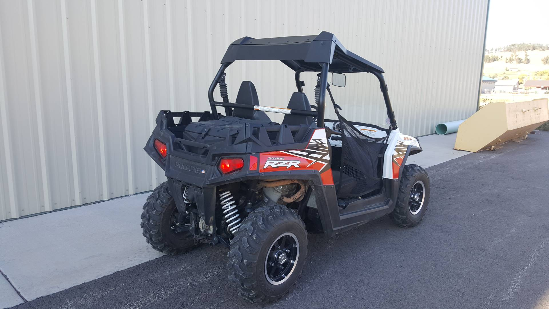 2011 Polaris Ranger RZR® 800 LE in Rapid City, South Dakota