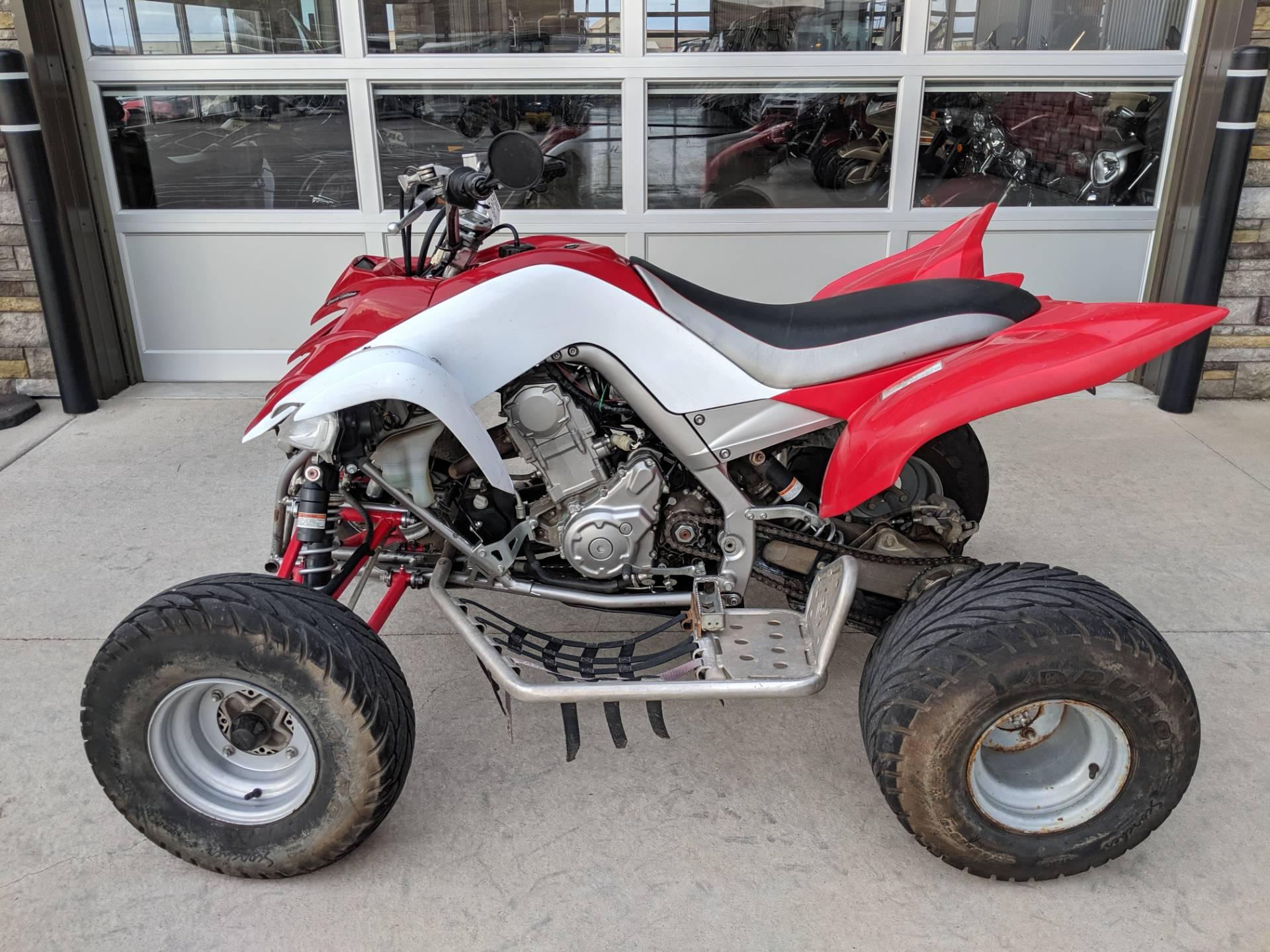 2008 Yamaha Raptor 700R SE for sale 215290