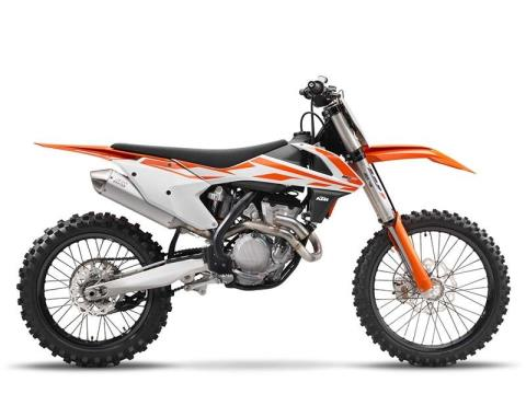 2017 KTM 350 SX-F in Rapid City, South Dakota