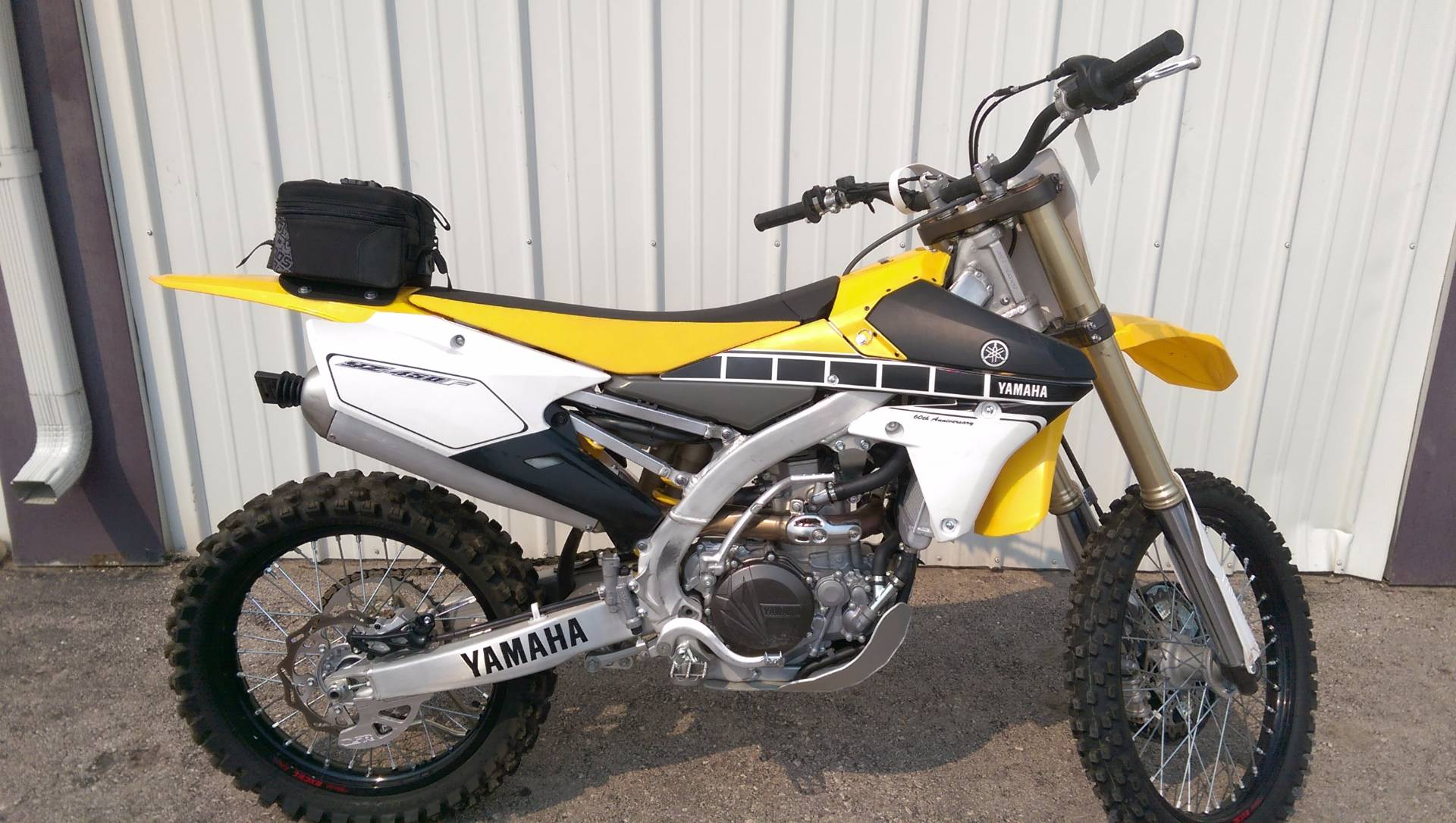 2016 Yamaha YZ450F in Rapid City, South Dakota