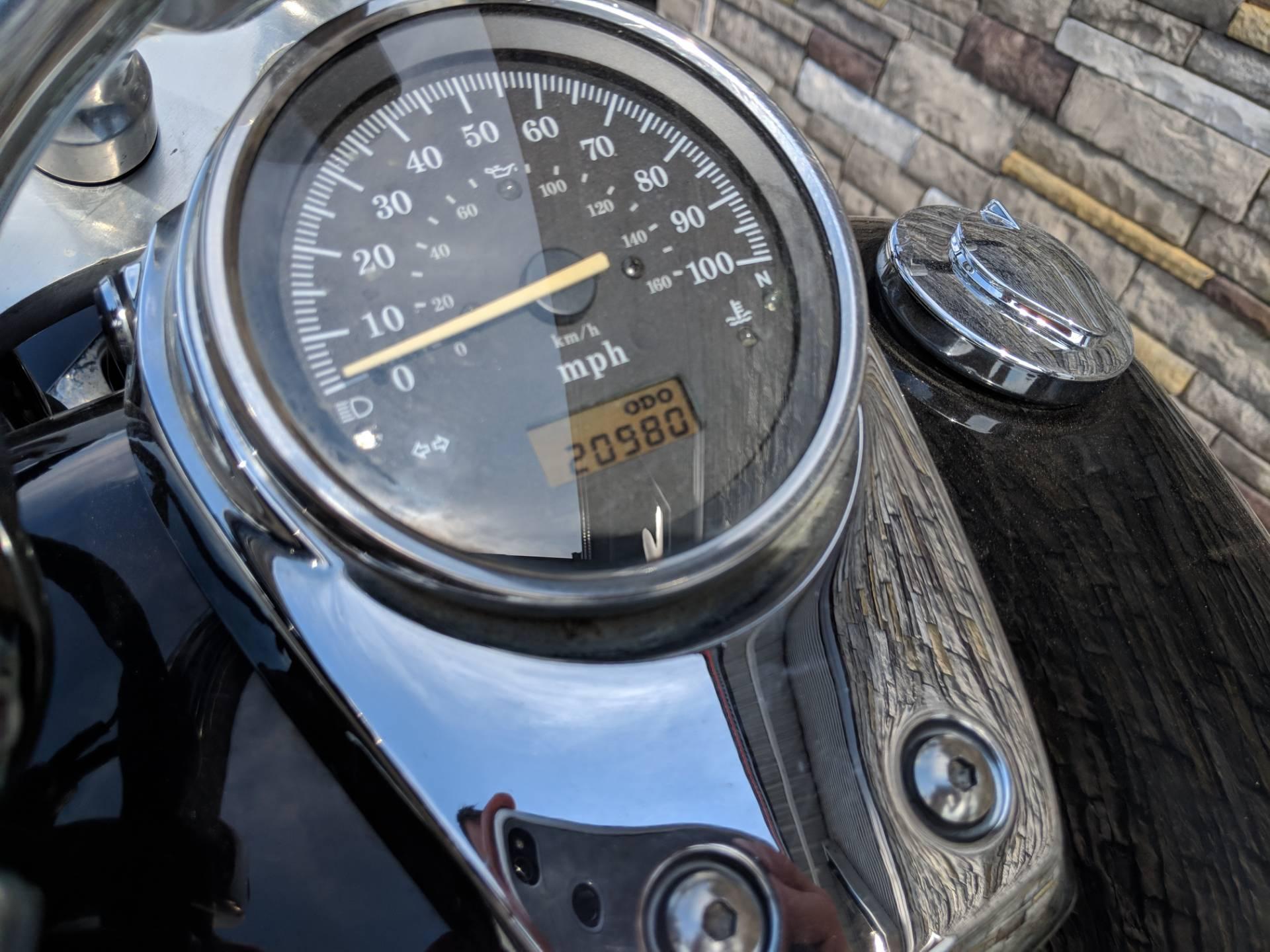 2001 Honda Shadow Spirit 750 12
