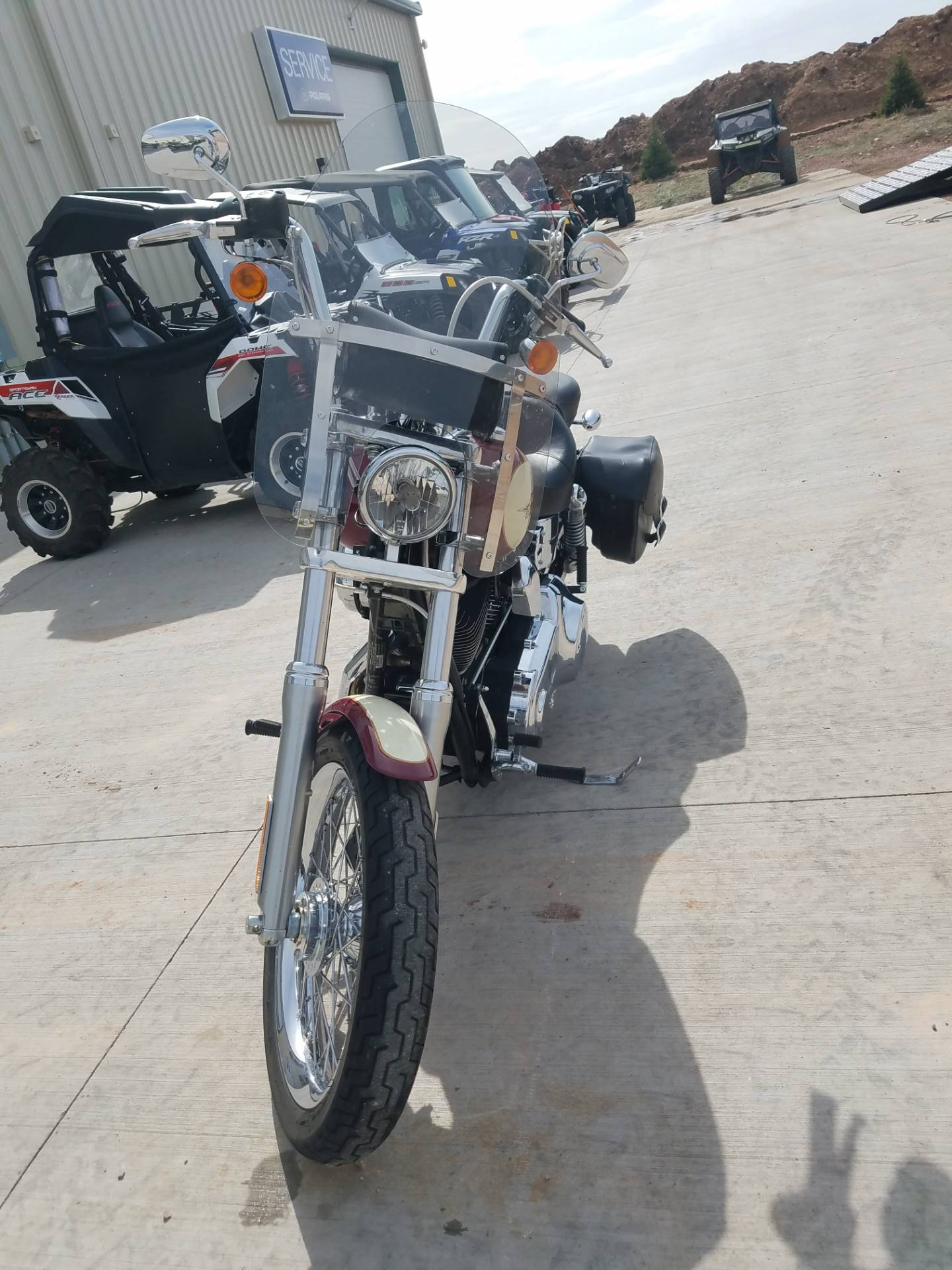 2007 Harley-Davidson FXDL Dyna® Low Rider® in Rapid City, South Dakota