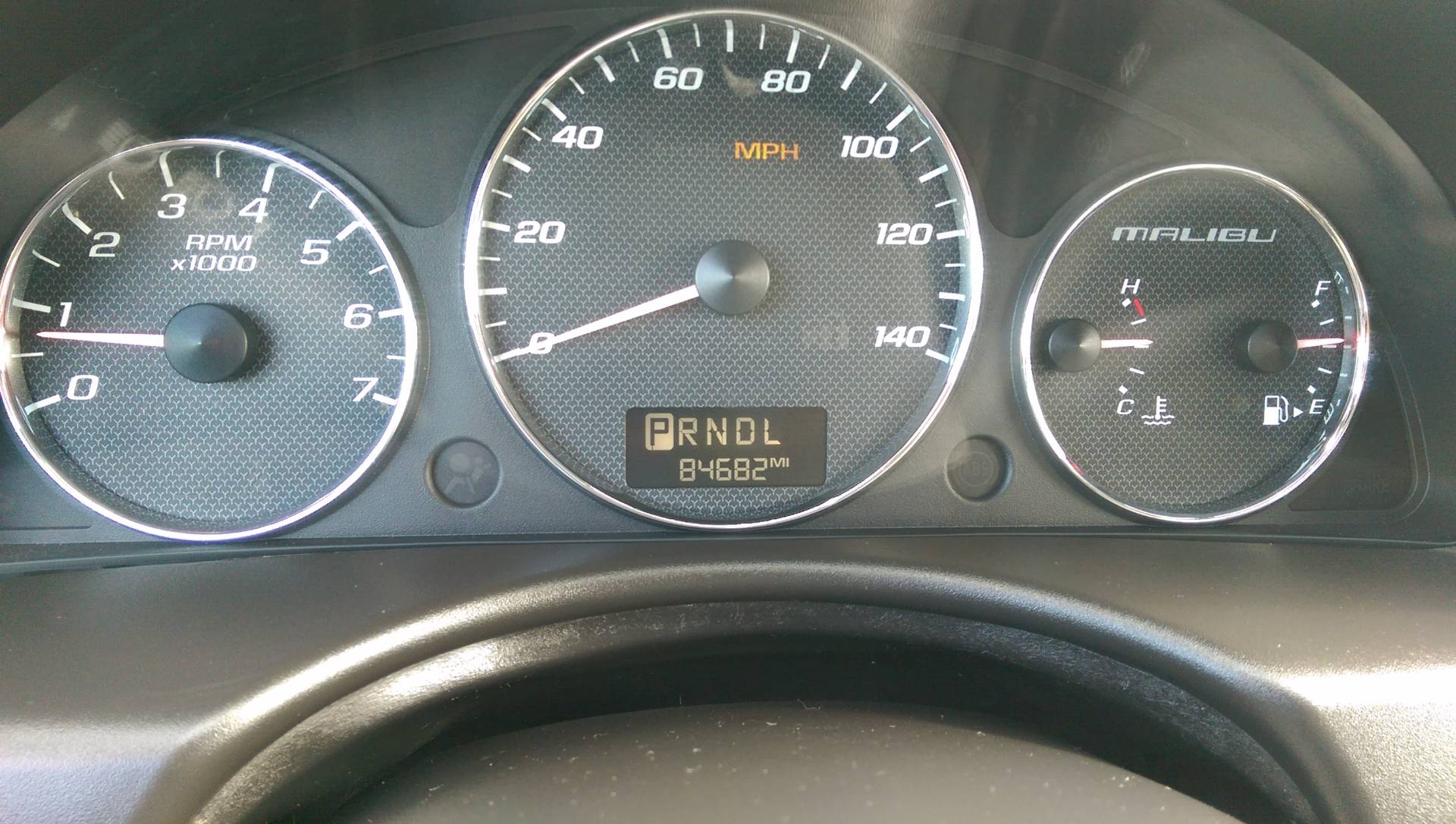 2007 Chevrolet Malibu LTZ V6 in Rapid City, South Dakota