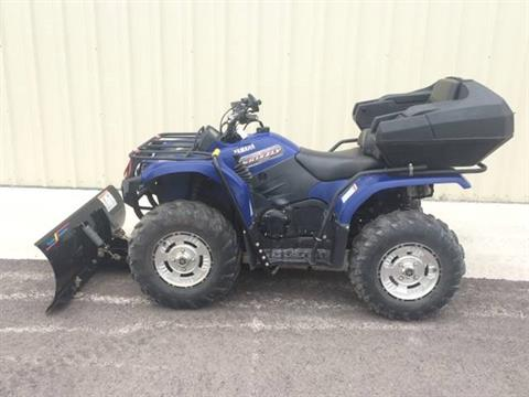 2012 Yamaha Grizzly 450 Auto. 4x4 EPS in Rapid City, South Dakota