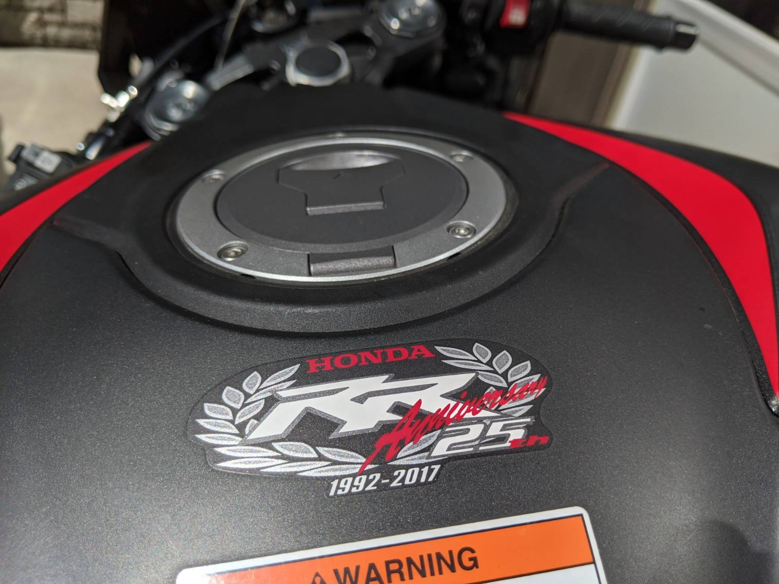 2017 Honda CBR1000RR ABS in Rapid City, South Dakota - Photo 13