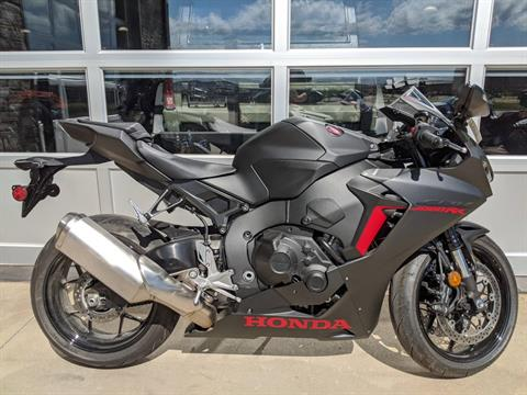 2017 Honda CBR1000RR ABS in Rapid City, South Dakota - Photo 1