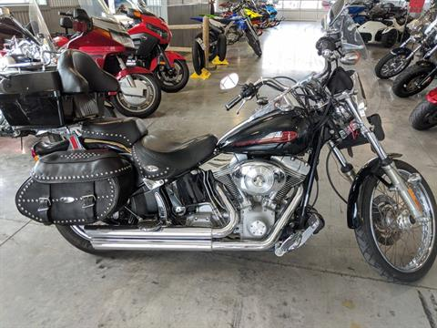 2004 Harley-Davidson FXST/FXSTI Softail® Standard in Rapid City, South Dakota - Photo 1