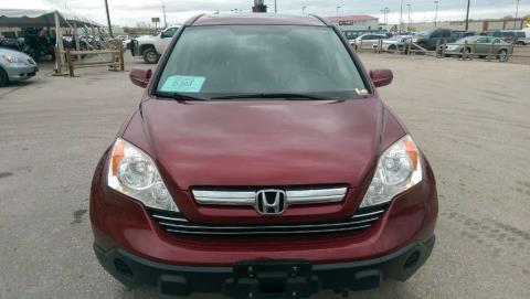 2007 Honda auto CR-V EX-L AWD in Rapid City, South Dakota