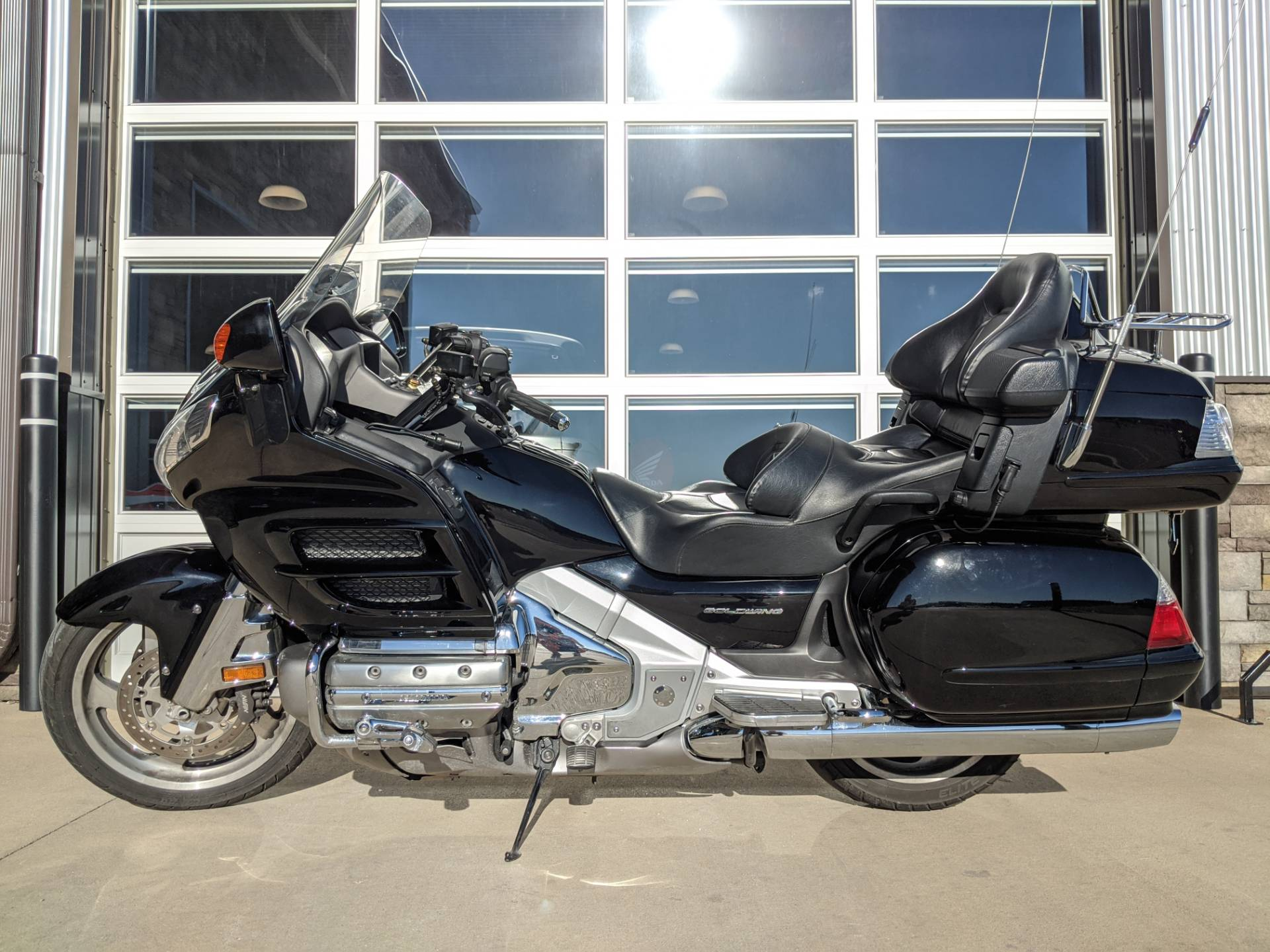2006 Honda Gold Wing® Audio / Comfort / Navi in Rapid City, South Dakota - Photo 2