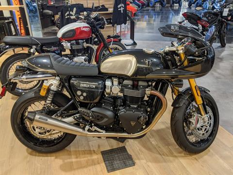 2019 Triumph Thruxton TFC in Rapid City, South Dakota - Photo 1