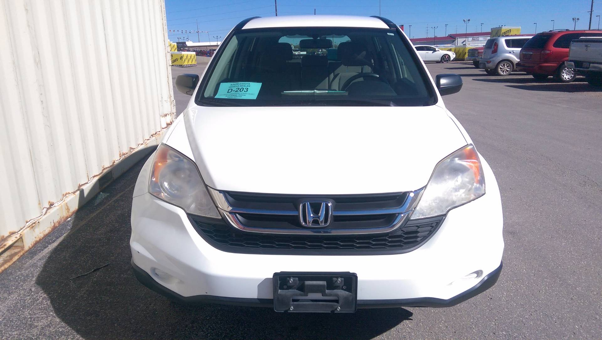 2011 Honda CR-V LX 4WD in Rapid City, South Dakota