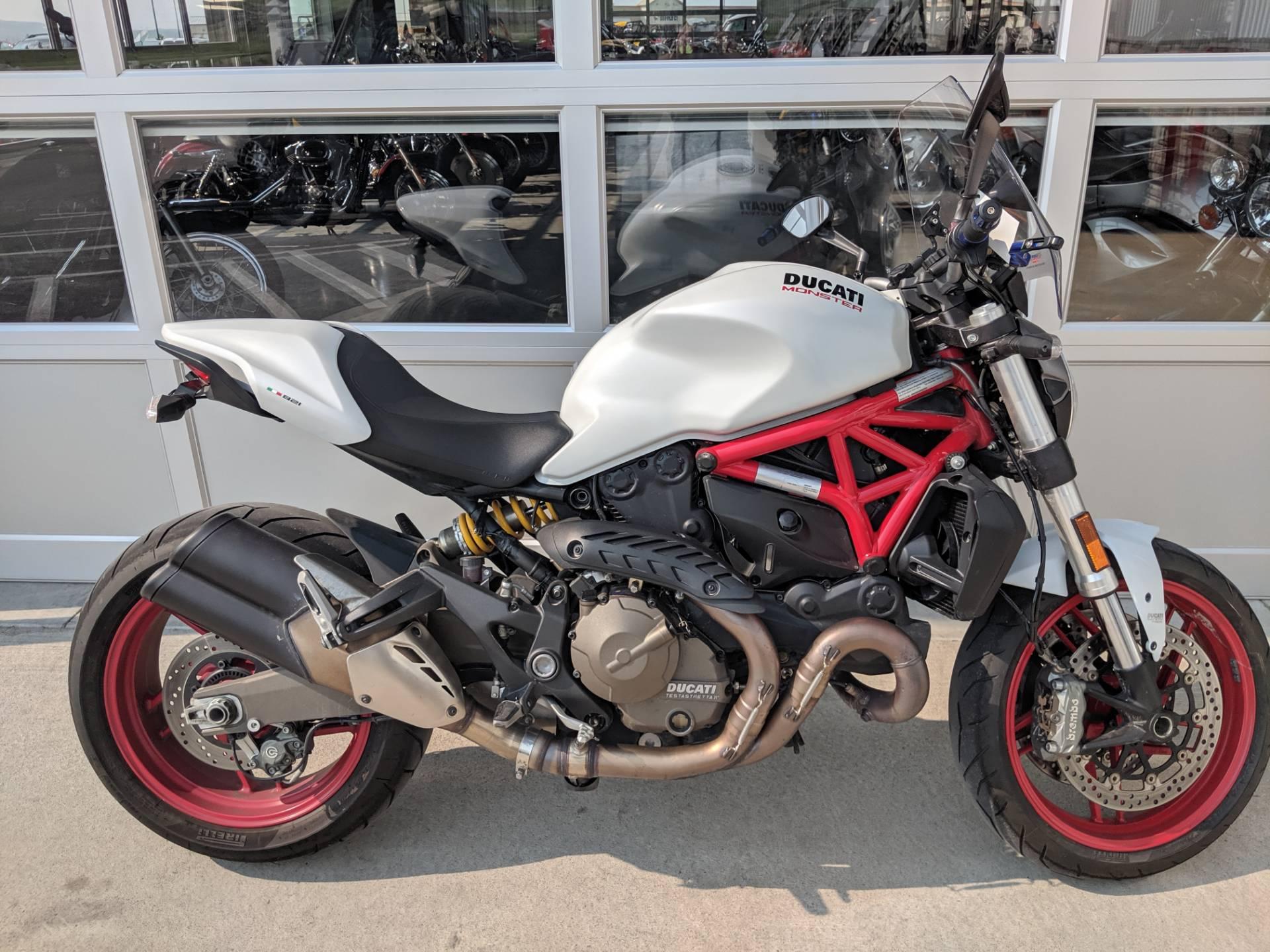 Ducati Monster 821 >> 2015 Ducati Monster 821 In Rapid City South Dakota