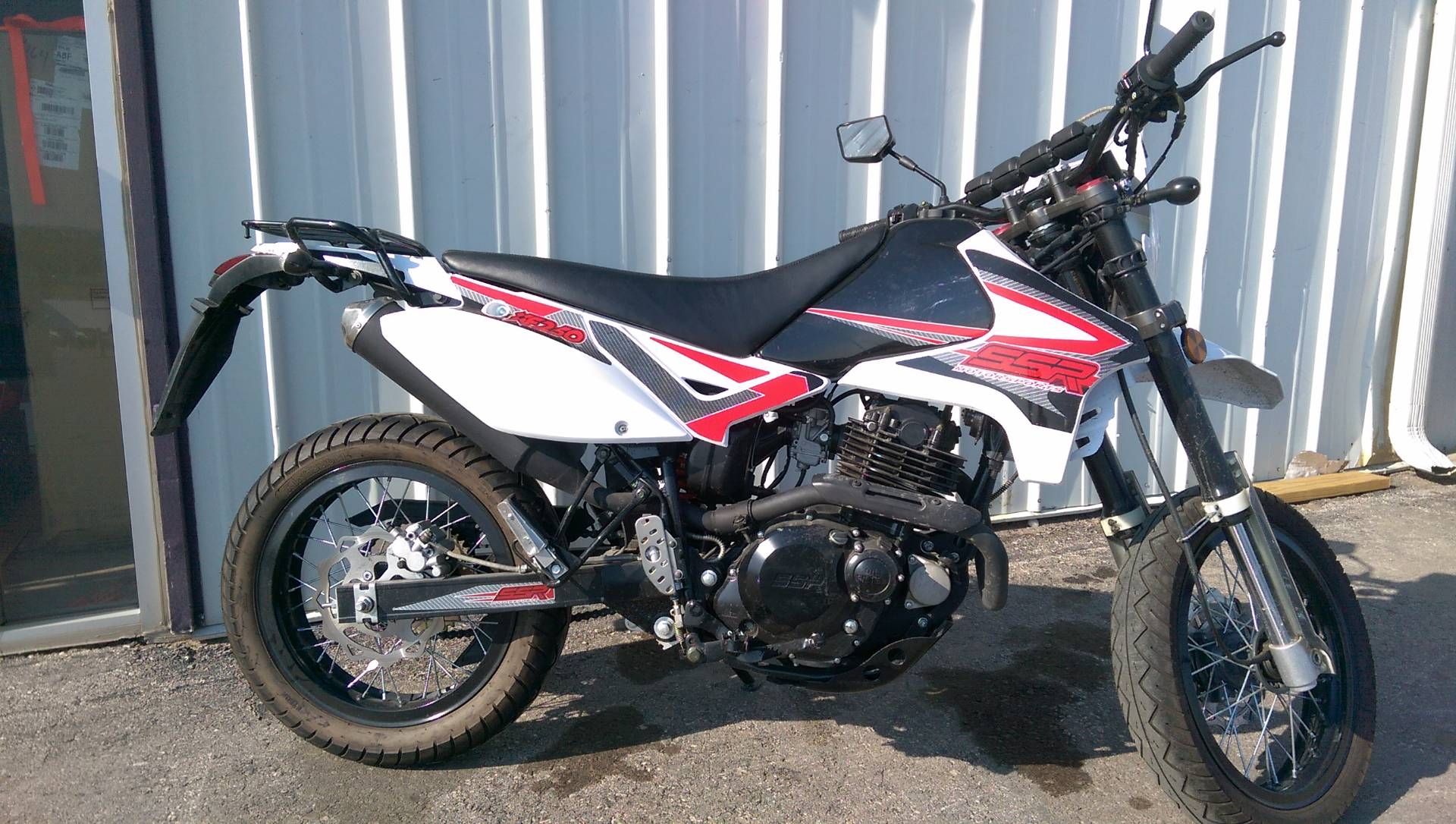 2016 SSR Motorsports XF250 in Rapid City, South Dakota