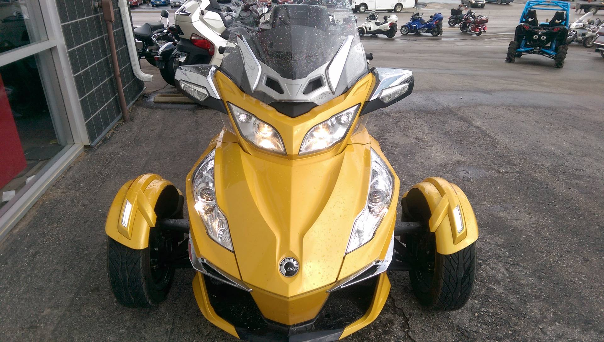 2015 Can-Am Spyder® RT Limited in Rapid City, South Dakota