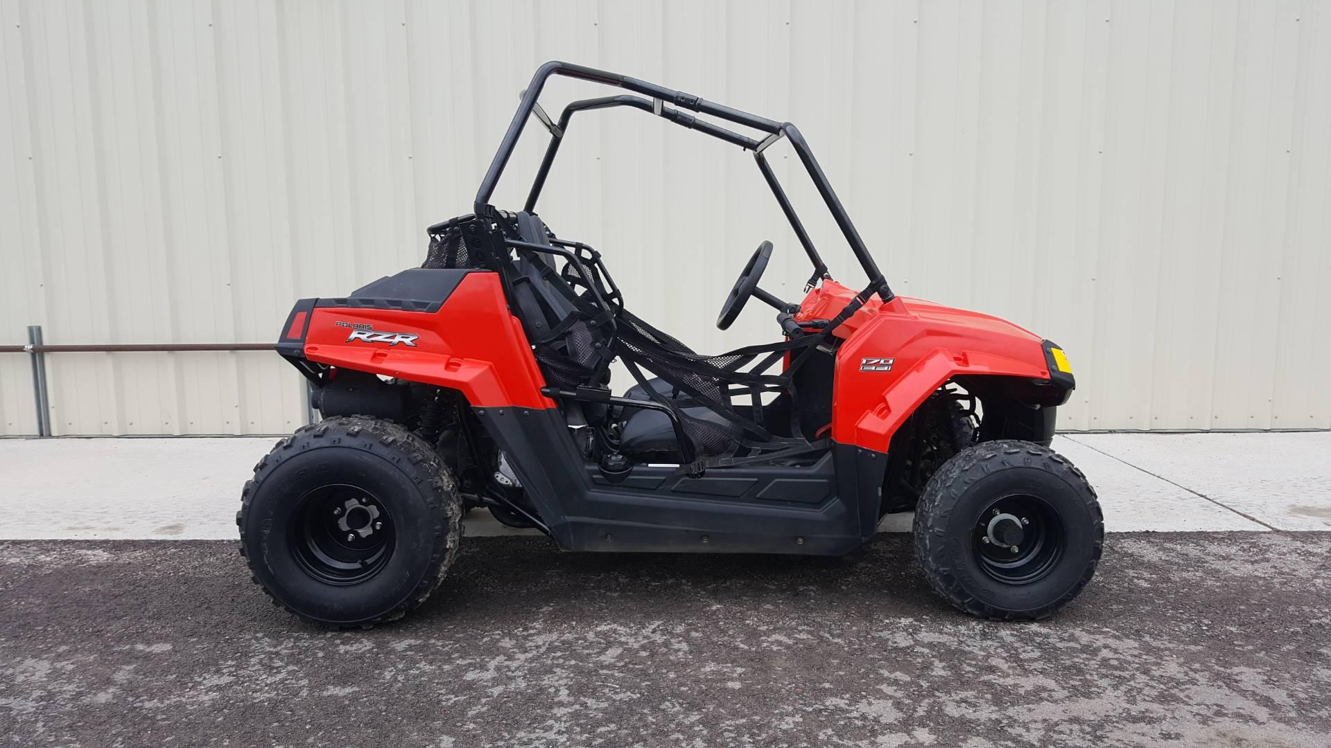 2015 Polaris RZR 170 EFI for sale 158392