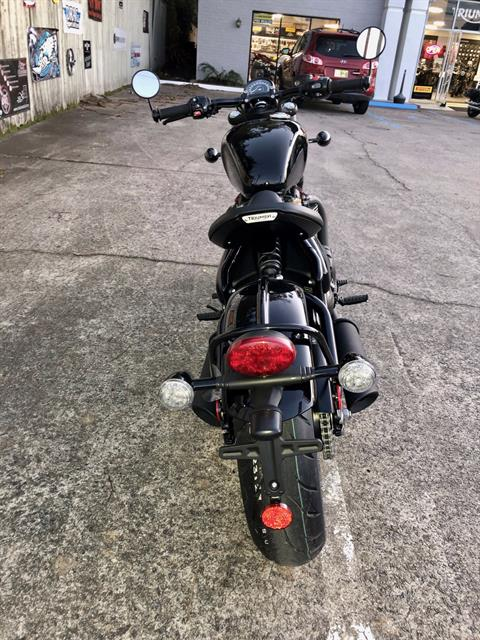 2020 Triumph Bonneville Bobber Black in Charleston, South Carolina - Photo 6