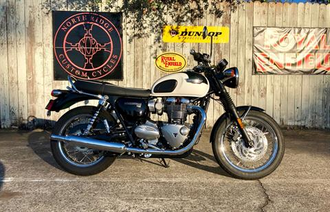 2018 Triumph Bonneville T120 in Charleston, South Carolina - Photo 1