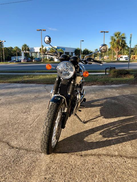 2018 Triumph Bonneville T120 in Charleston, South Carolina - Photo 2