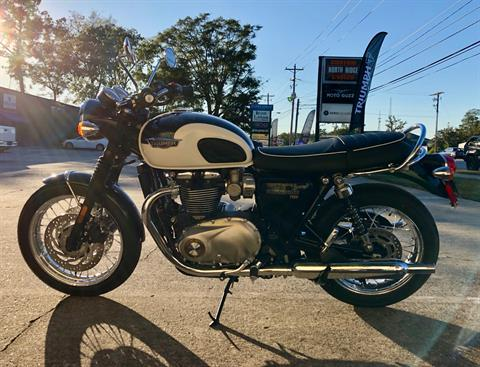 2018 Triumph Bonneville T120 in Charleston, South Carolina - Photo 3