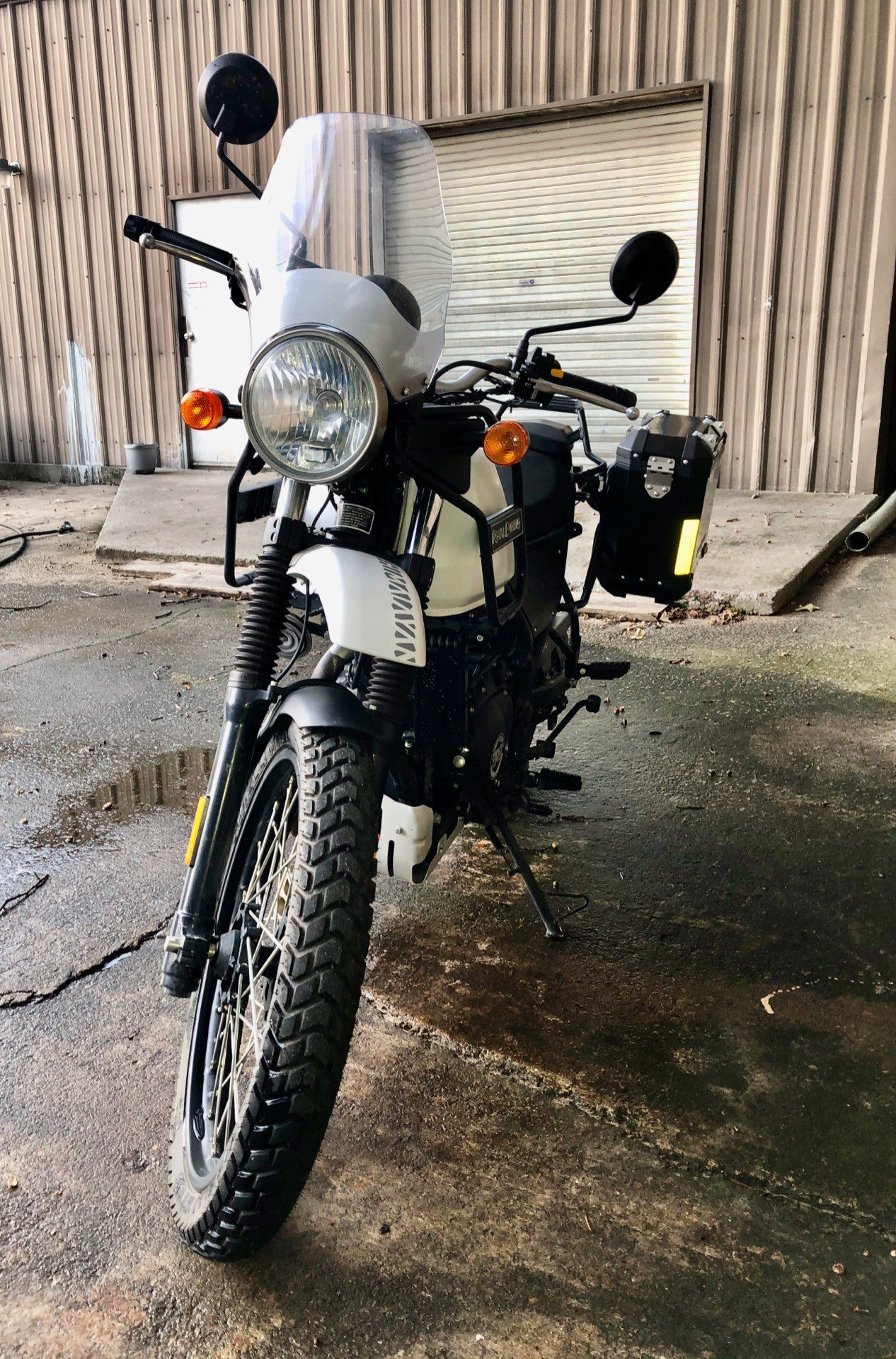 2020 Royal Enfield Himalayan 411 EFI ABS in Charleston, South Carolina - Photo 4