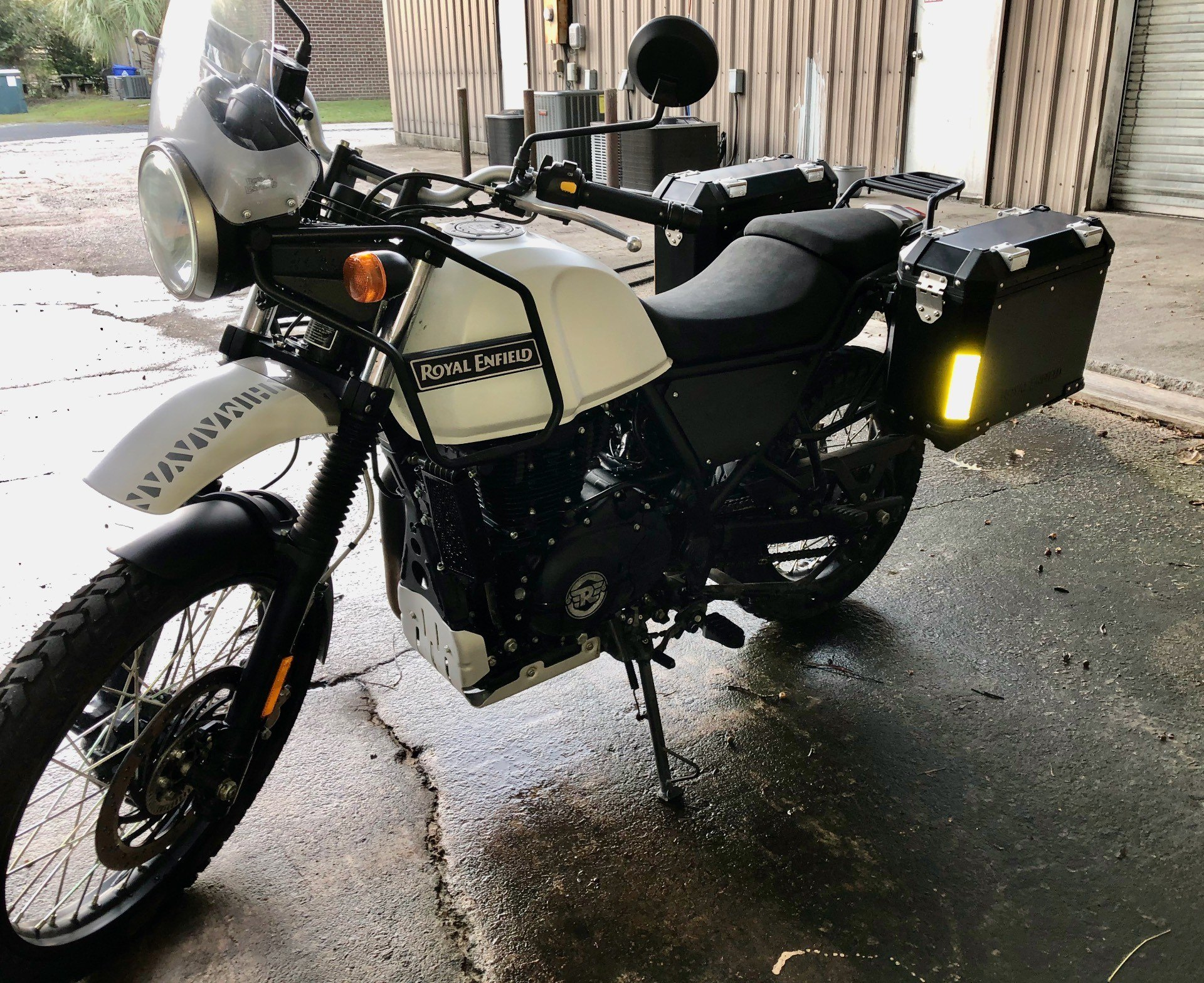 2020 Royal Enfield Himalayan 411 EFI ABS in Charleston, South Carolina - Photo 5