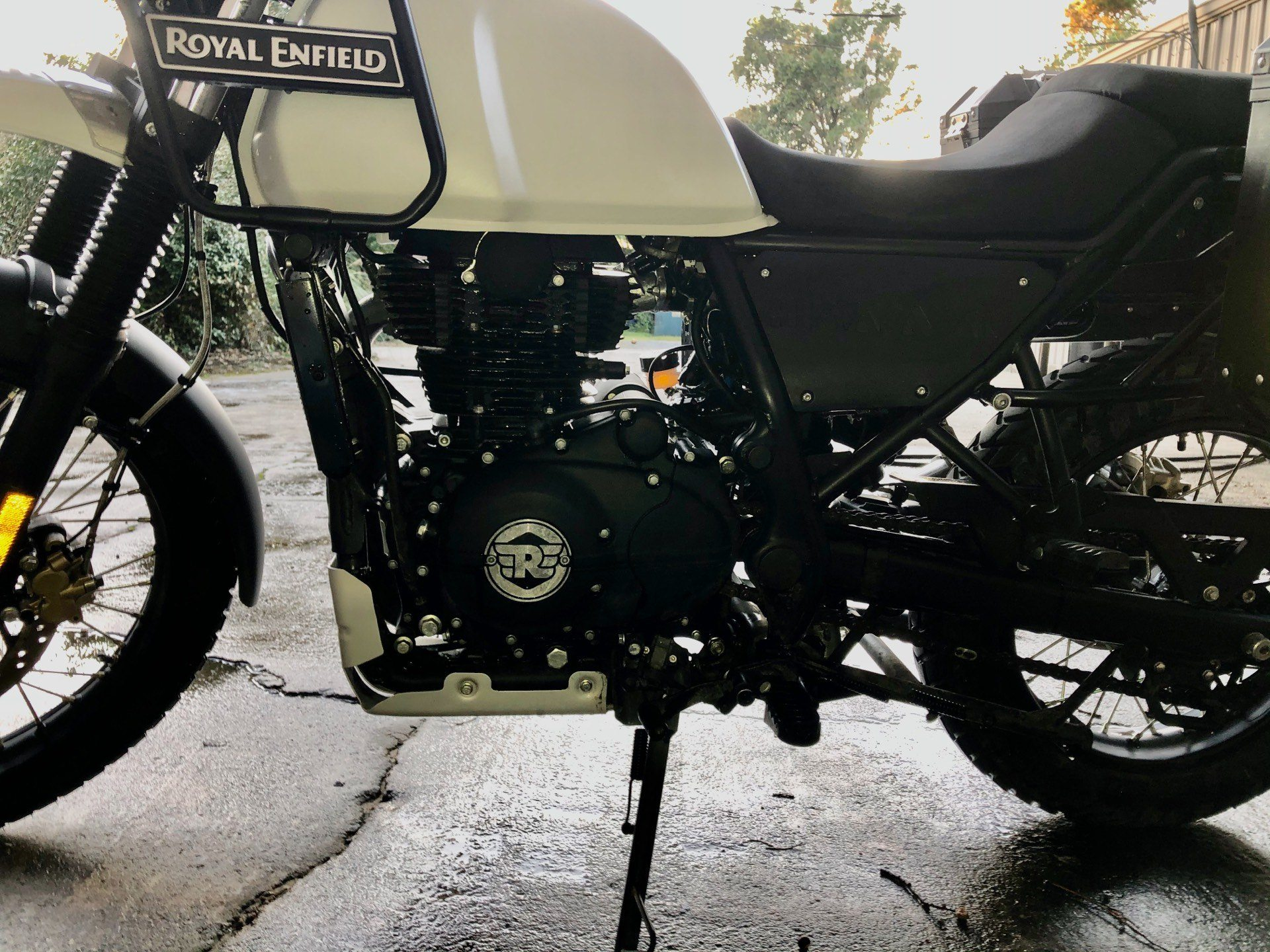 2020 Royal Enfield Himalayan 411 EFI ABS in Charleston, South Carolina - Photo 6