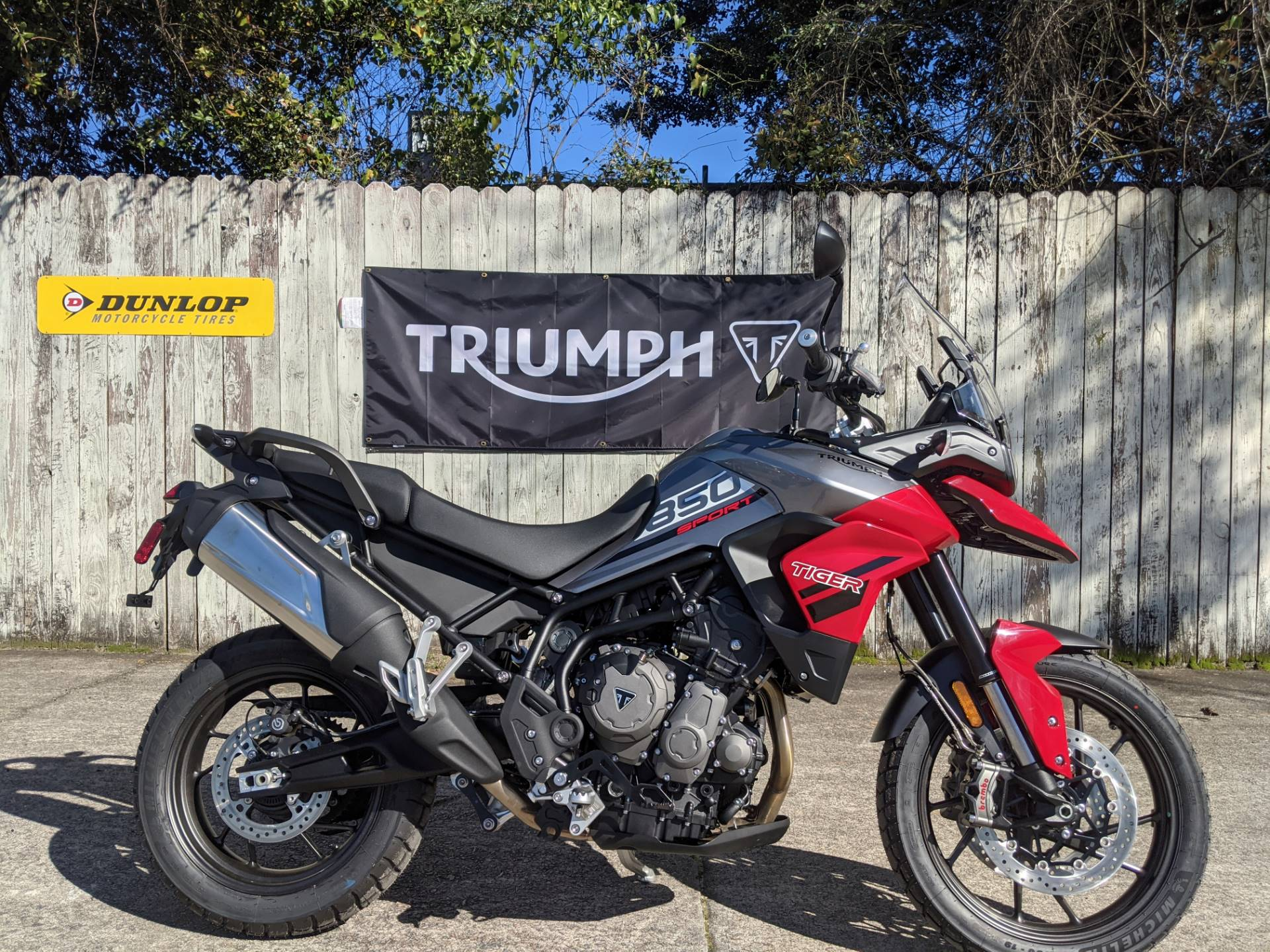 2021 Triumph Tiger 850 Sport in Charleston, South Carolina - Photo 1