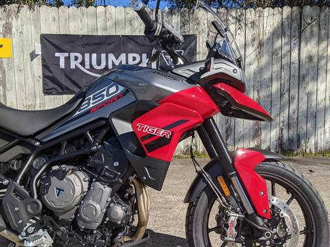 2021 Triumph Tiger 850 Sport in Charleston, South Carolina - Photo 2