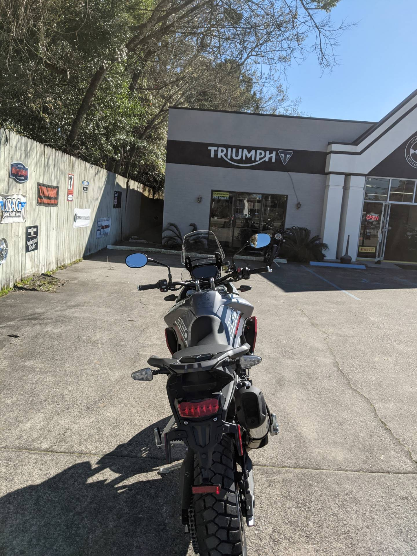 2021 Triumph Tiger 850 Sport in Charleston, South Carolina - Photo 6