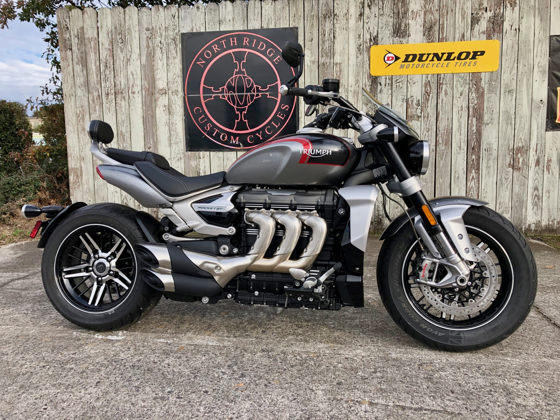 2021 Triumph Rocket 3 GT in Charleston, South Carolina - Photo 1