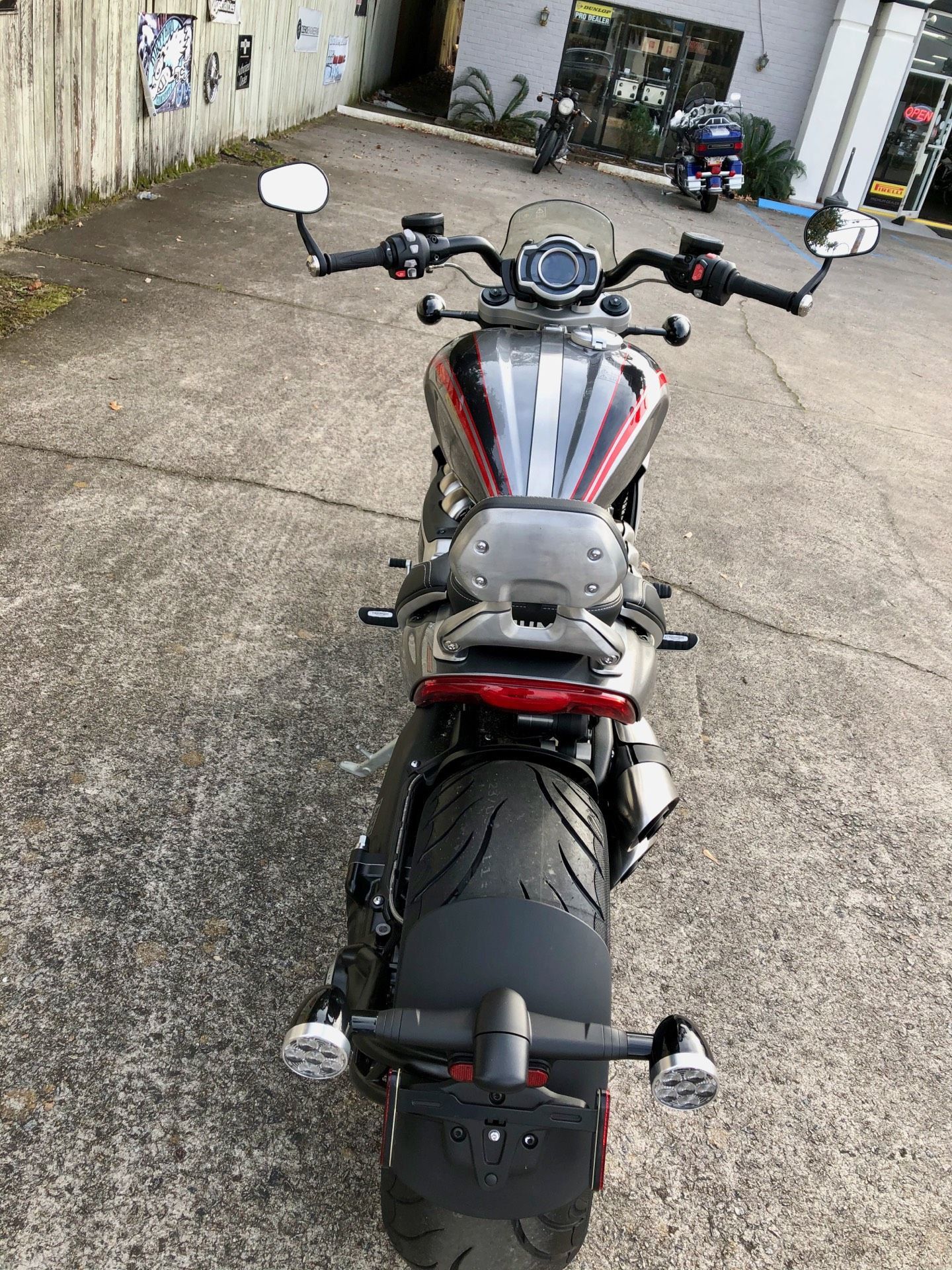 2021 Triumph Rocket 3 GT in Charleston, South Carolina - Photo 5