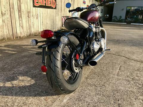 2020 Triumph Bonneville Bobber in Charleston, South Carolina - Photo 4