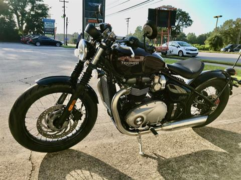 2020 Triumph Bonneville Bobber in Charleston, South Carolina - Photo 5
