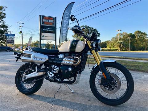 2019 Triumph Scrambler 1200 XE in Charleston, South Carolina - Photo 1