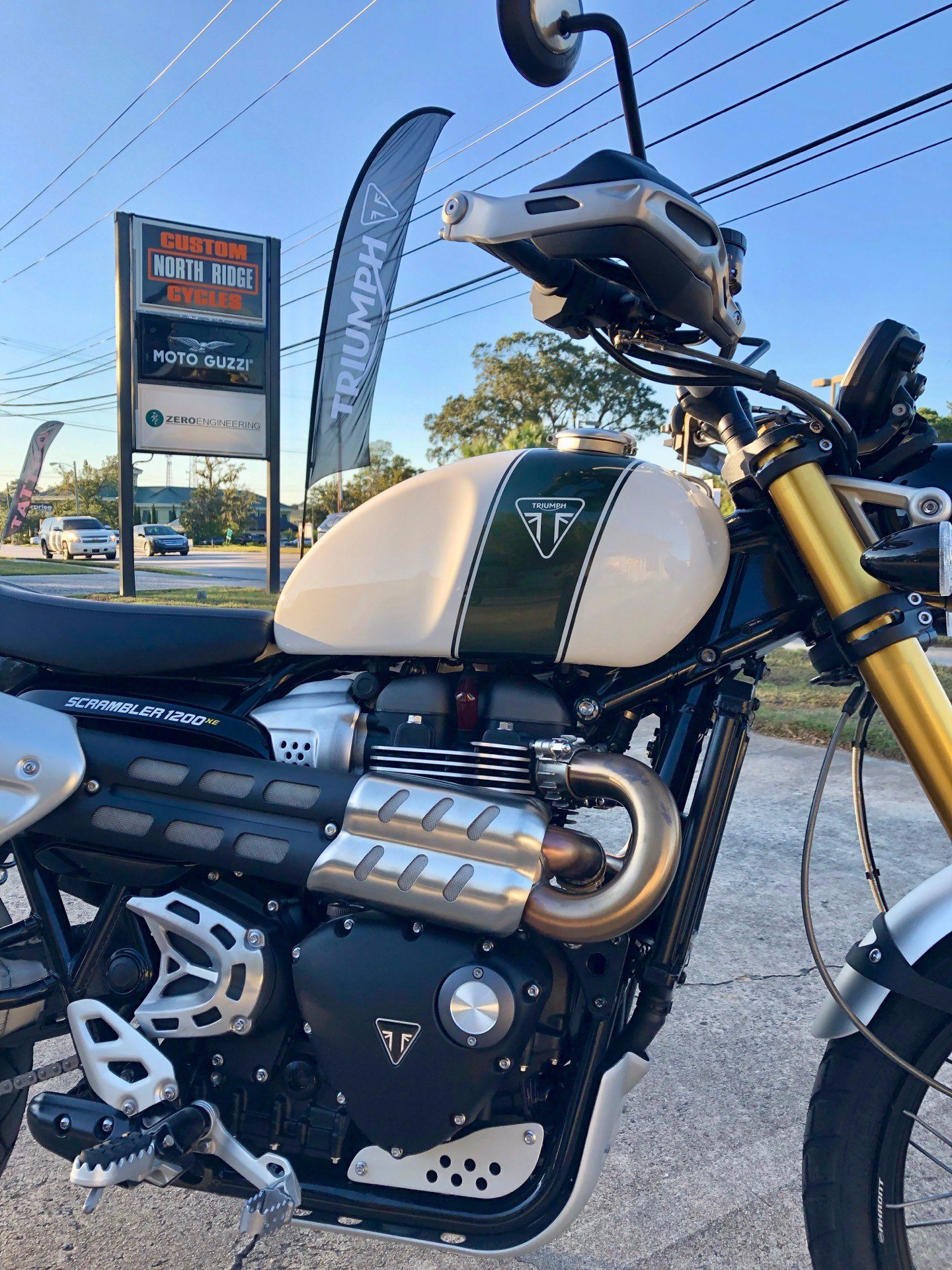 2019 Triumph Scrambler 1200 XE in Charleston, South Carolina - Photo 2