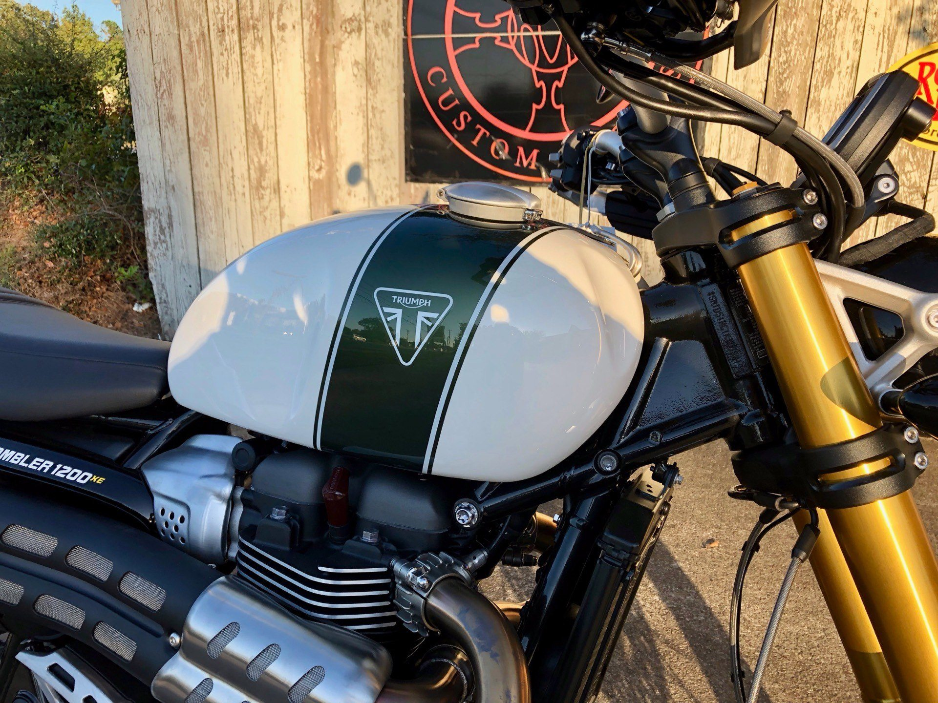 2019 Triumph Scrambler 1200 XE in Charleston, South Carolina - Photo 5