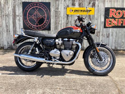 2020 Triumph Bonneville T120 in Charleston, South Carolina - Photo 1