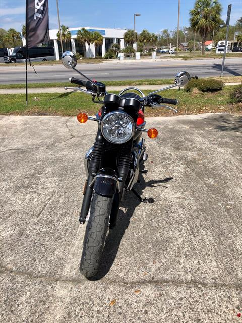 2020 Triumph Bonneville T120 in Charleston, South Carolina - Photo 3