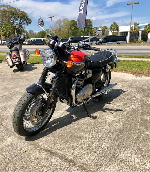 2020 Triumph Bonneville T120 in Charleston, South Carolina - Photo 4
